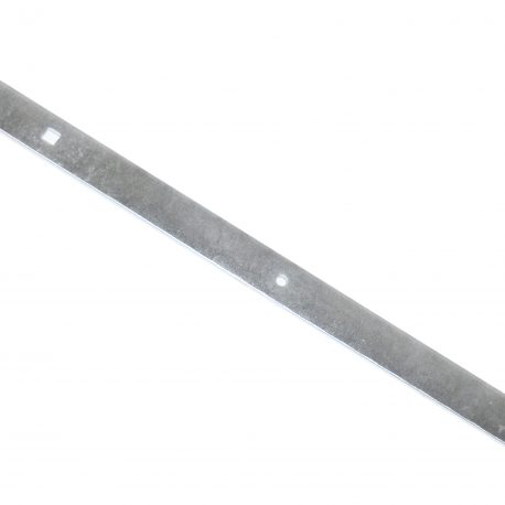 Zaunhalter lang für Torscharnier 40 x 3 x Ø 1,0 1