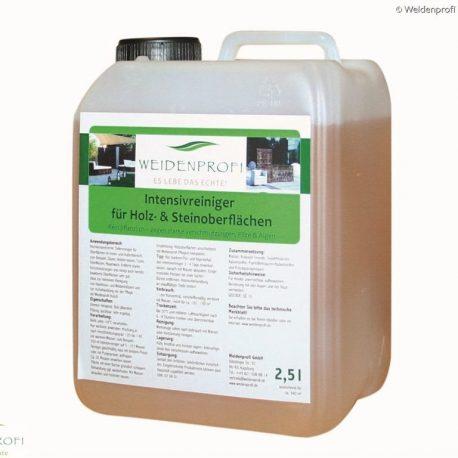 Intensivreiniger für Holz und Stein, gegen Schmutz, Pilze, Algen 1
